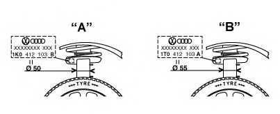 Амортизатор для VW CADDY(2CA, 2CB, 2CH, 2CJ, 2KA, 2KB, 2KH, 2KJ) <b>MONROE G8006</b> - изображение
