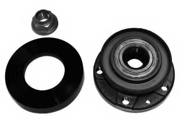 Комплект подшипника ступицы колеса MOOG AL-WB-11617 - изображение