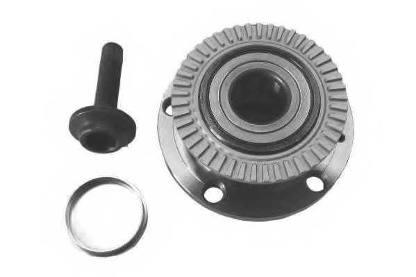 Комплект подшипника ступицы колеса MOOG AU-WB-11056 - изображение
