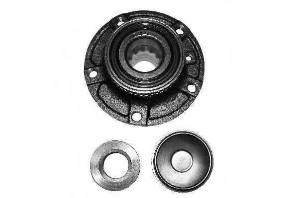 Комплект подшипника ступицы колеса MOOG BM-WB-11315 - изображение