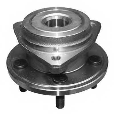 Комплект подшипника ступицы колеса MOOG CH-WB-12205 - изображение