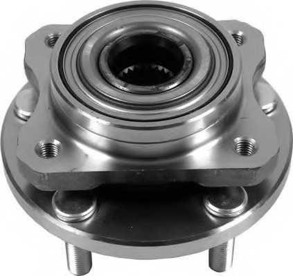 Комплект подшипника ступицы колеса MOOG CH-WB-12211 - изображение