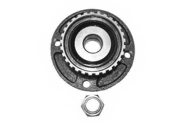 Комплект подшипника ступицы колеса MOOG CI-WB-12232 - изображение