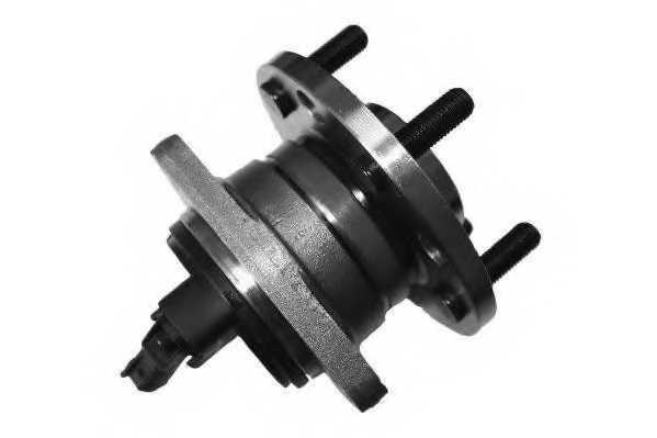 Комплект подшипника ступицы колеса MOOG FD-WB-11237 - изображение