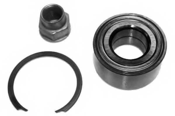 Комплект подшипника ступицы колеса MOOG FI-WB-11564 - изображение