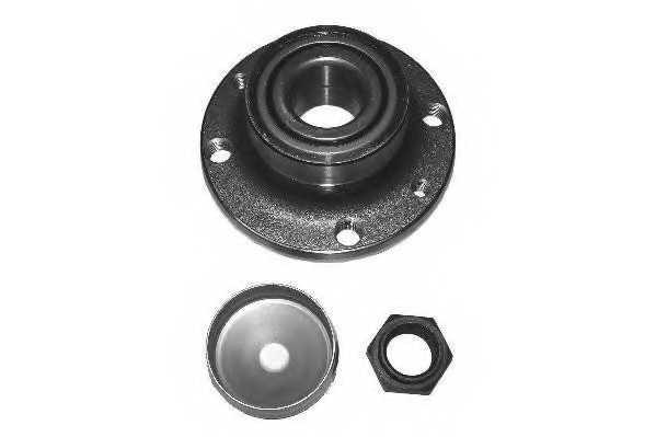 Комплект подшипника ступицы колеса MOOG FI-WB-11581 - изображение