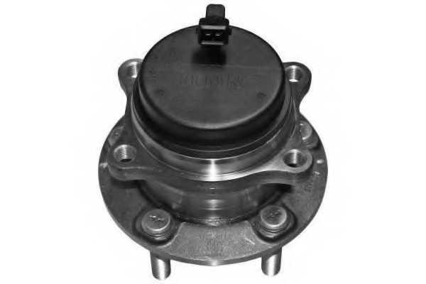 Комплект подшипника ступицы колеса MOOG HY-WB-11823 - изображение