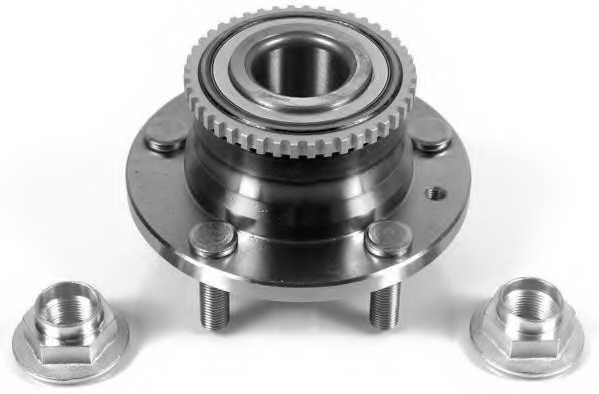 Комплект подшипника ступицы колеса MOOG MD-WB-11881 - изображение
