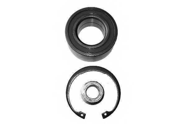 Комплект подшипника ступицы колеса MOOG ME-WB-11259 - изображение