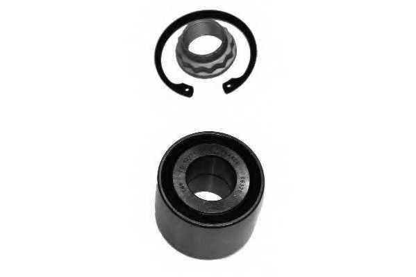Комплект подшипника ступицы колеса MOOG ME-WB-11290 - изображение