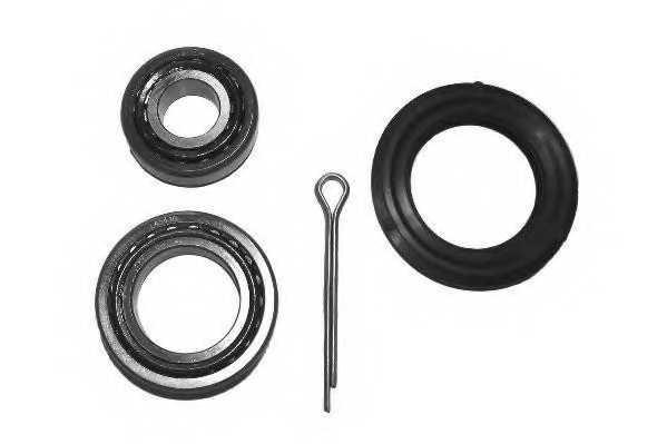 Комплект подшипника ступицы колеса MOOG OP-WB-11084 - изображение