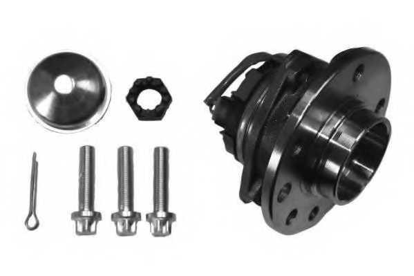 Комплект подшипника ступицы колеса MOOG OP-WB-11091 - изображение
