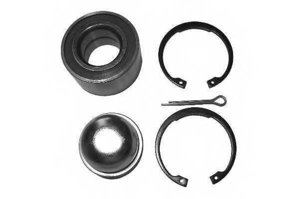 Комплект подшипника ступицы колеса MOOG OP-WB-11096 - изображение