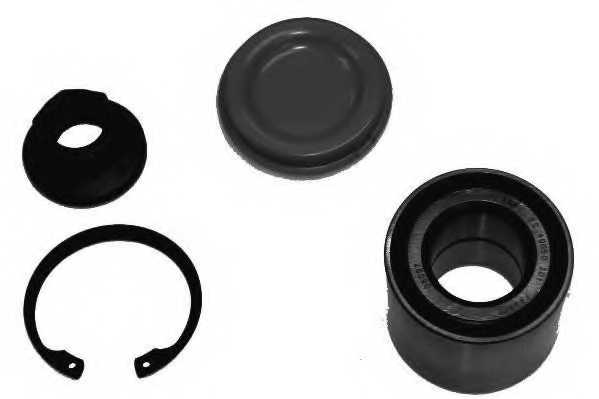 Комплект подшипника ступицы колеса MOOG OP-WB-11111 - изображение