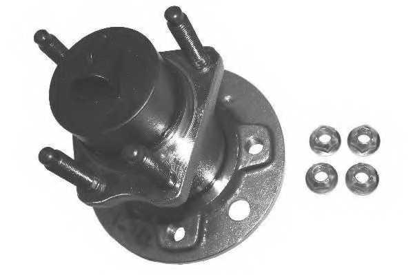 Комплект подшипника ступицы колеса MOOG OP-WB-11118 - изображение