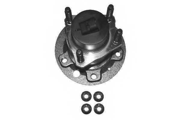 Комплект подшипника ступицы колеса MOOG OP-WB-11126 - изображение