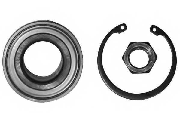 Комплект подшипника ступицы колеса MOOG PE-WB-11352 - изображение