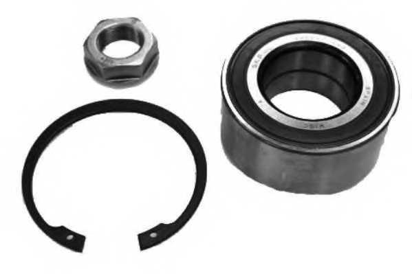 Комплект подшипника ступицы колеса MOOG PE-WB-11370 - изображение