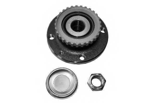 Комплект подшипника ступицы колеса MOOG PE-WB-11389 - изображение