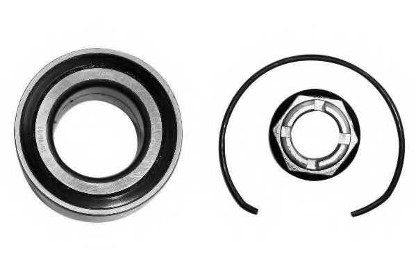 Комплект подшипника ступицы колеса MOOG RE-WB-11457 - изображение