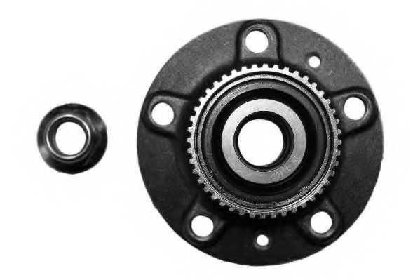 Комплект подшипника ступицы колеса MOOG RE-WB-11488 - изображение