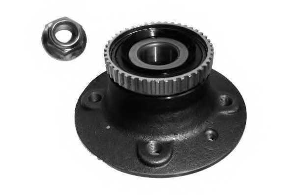 Комплект подшипника ступицы колеса MOOG RE-WB-11489 - изображение