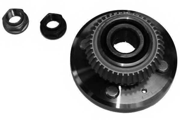 Комплект подшипника ступицы колеса MOOG RO-WB-11646 - изображение