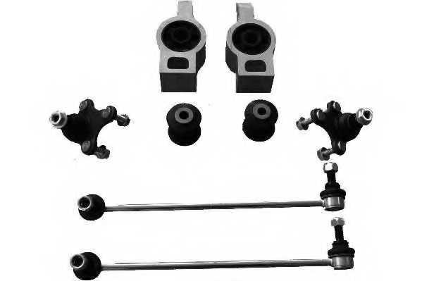 Ремонтный комплект рычага подвески MOOG VO-RK-6606 - изображение