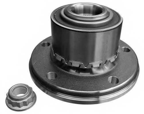 Комплект подшипника ступицы колеса MOOG VO-WB-11004 - изображение