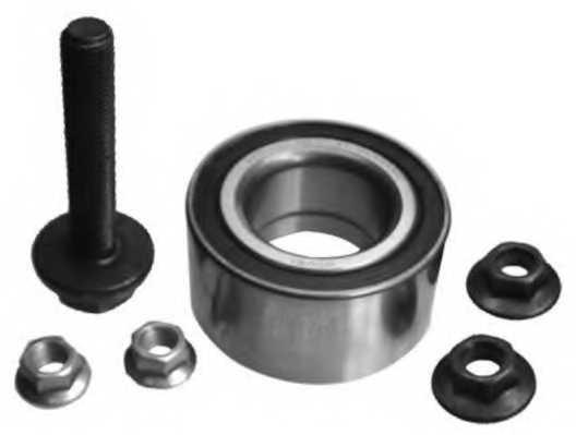 Комплект подшипника ступицы колеса MOOG VO-WB-11011 - изображение