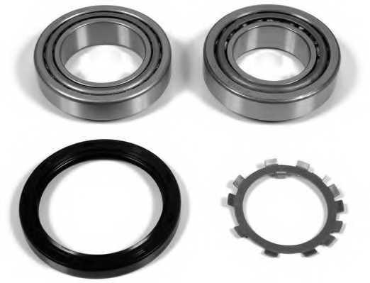 Комплект подшипника ступицы колеса MOOG VO-WB-11296 - изображение