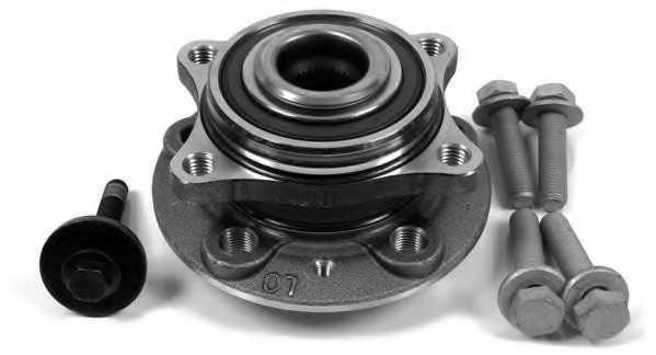 Комплект подшипника ступицы колеса MOOG VV-WB-11687 - изображение