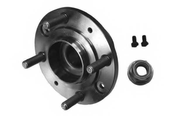 Комплект подшипника ступицы колеса MOOG VV-WB-11708 - изображение