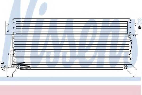 Конденсатор кондиционера NISSENS 94169 - изображение