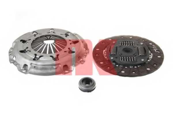 Комплект сцепления NK 131956 - изображение