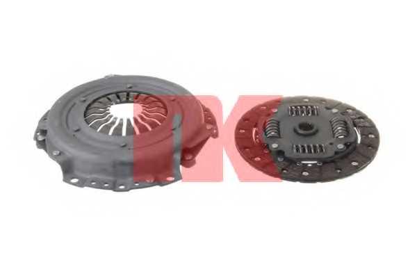 Комплект сцепления NK 132551 - изображение