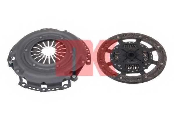 Комплект сцепления NK 132552 - изображение