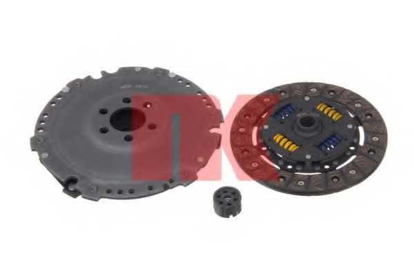 Комплект сцепления NK 139950 - изображение