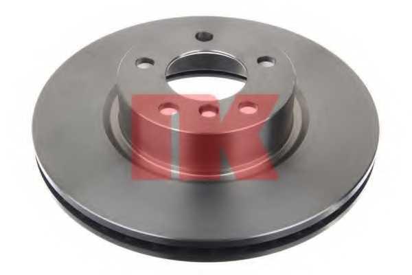 Тормозной диск NK 2015104 - изображение