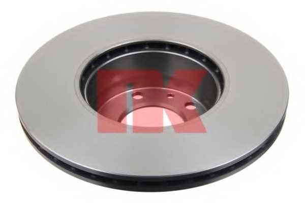 Тормозной диск NK 201519 - изображение 1