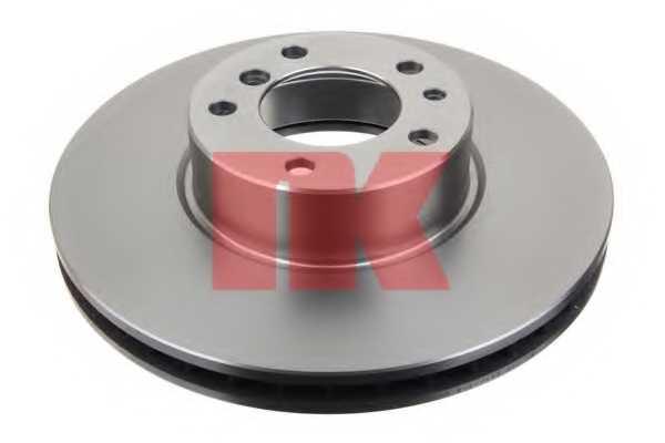 Тормозной диск NK 201532 - изображение 1