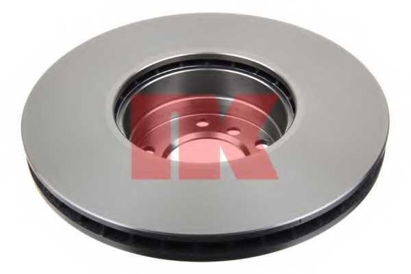 Тормозной диск NK 201532 - изображение