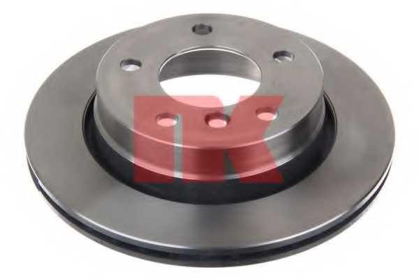Тормозной диск NK 201535 - изображение