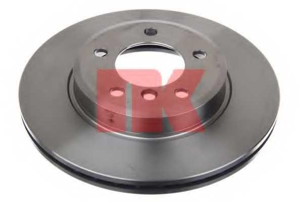 Тормозной диск NK 201540 - изображение