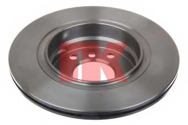 Тормозной диск NK 201541 - изображение 1