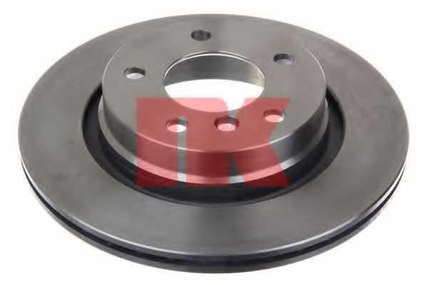 Тормозной диск NK 201541 - изображение