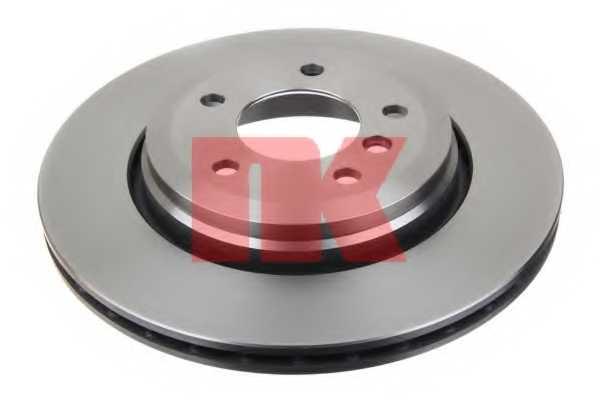 Тормозной диск NK 201545 - изображение