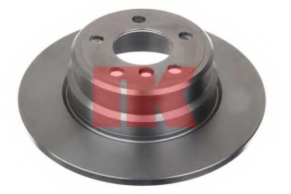 Тормозной диск NK 201548 - изображение