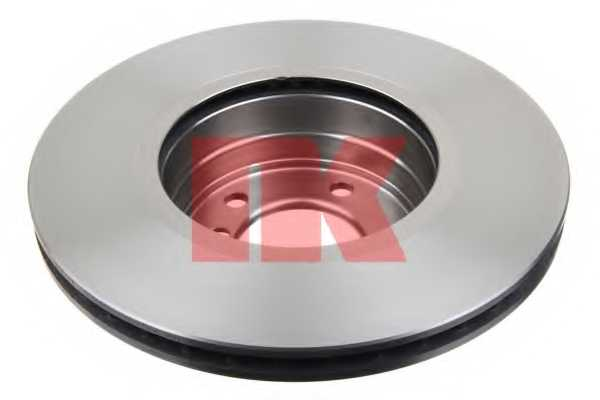 Тормозной диск NK 201553 - изображение 1