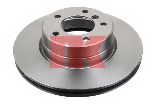 Тормозной диск NK 201553 - изображение